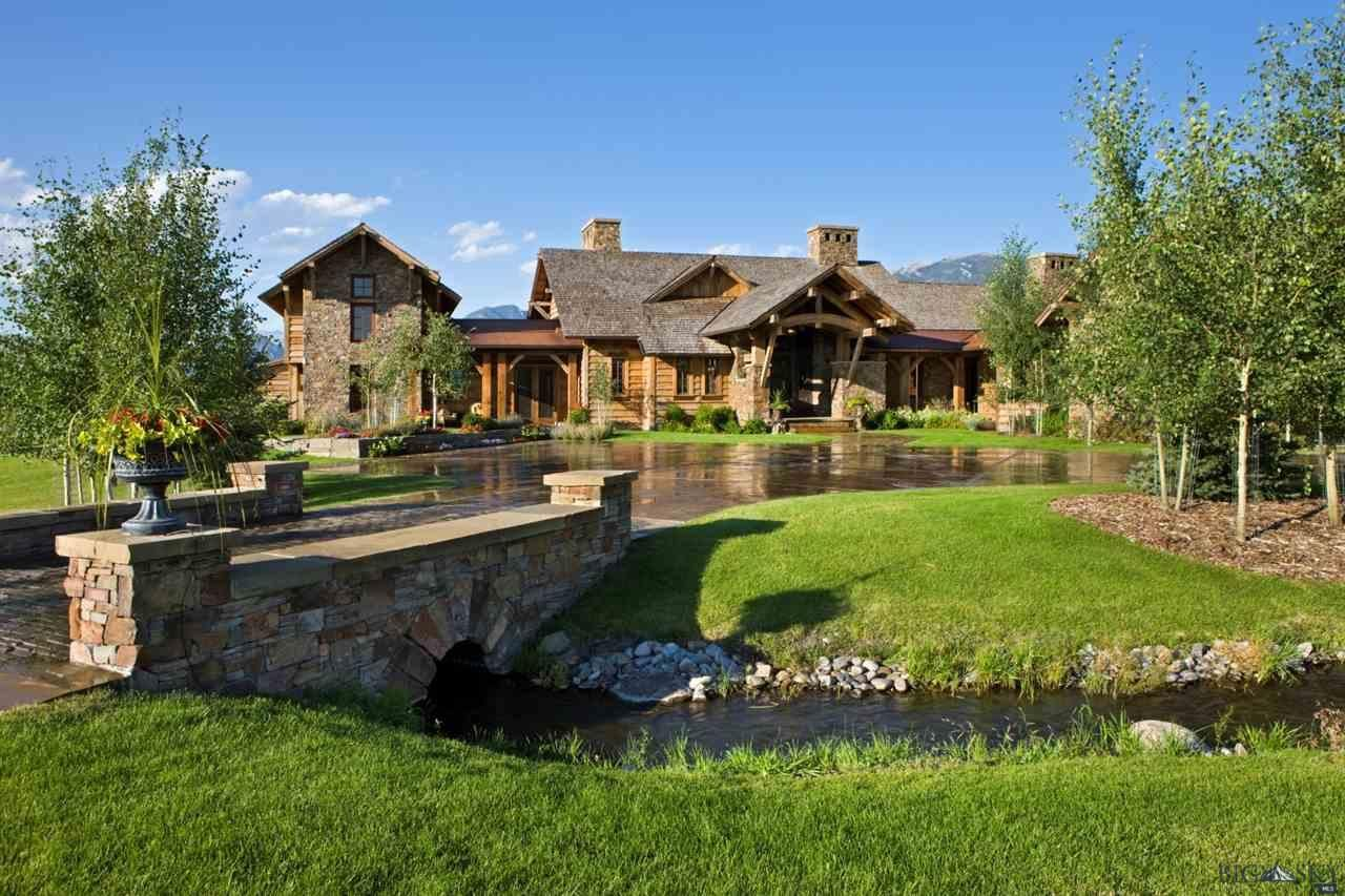 171 Old Farm Road Bozeman Montana Residential Properties And Homes Luxury Real Estate
