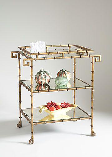 Faux bamboo -) Bamboo Pinterest Muebles de caña, Objetos de - muebles de bambu modernos