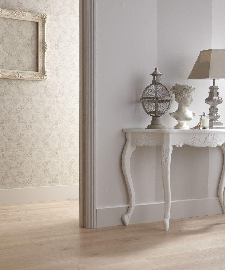 Superior Einfache Dekoration Und Mobel Landhausstil Das Wohnkonzept Bonte #10: Total White