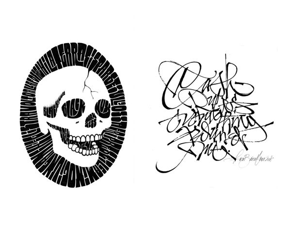 Luca Barcelona typography