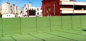 Waterproofing Green Roof With Antiroot Bituminous Membrane Sealing Green Roof Roofing Shed Roof