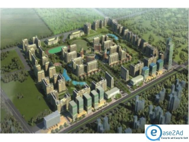 Gardenia Golf City 2 3 4 Bhk 950sqft 4500sqft Crystals In The Home Real Estate Residential