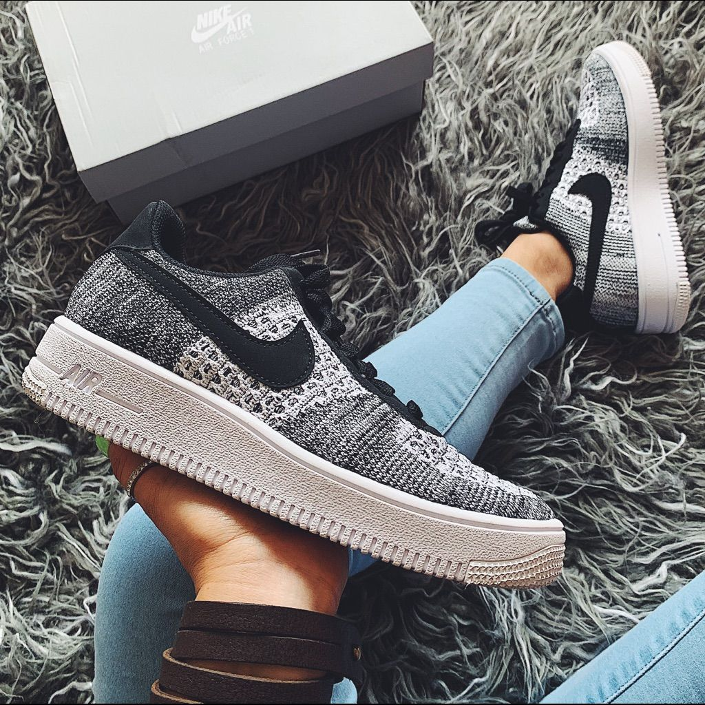 Nike air force 1 flyknit 2.0 sneakers NWT | Ropa tumblr ...