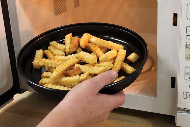 how to reheat mcdonalds fries reddit