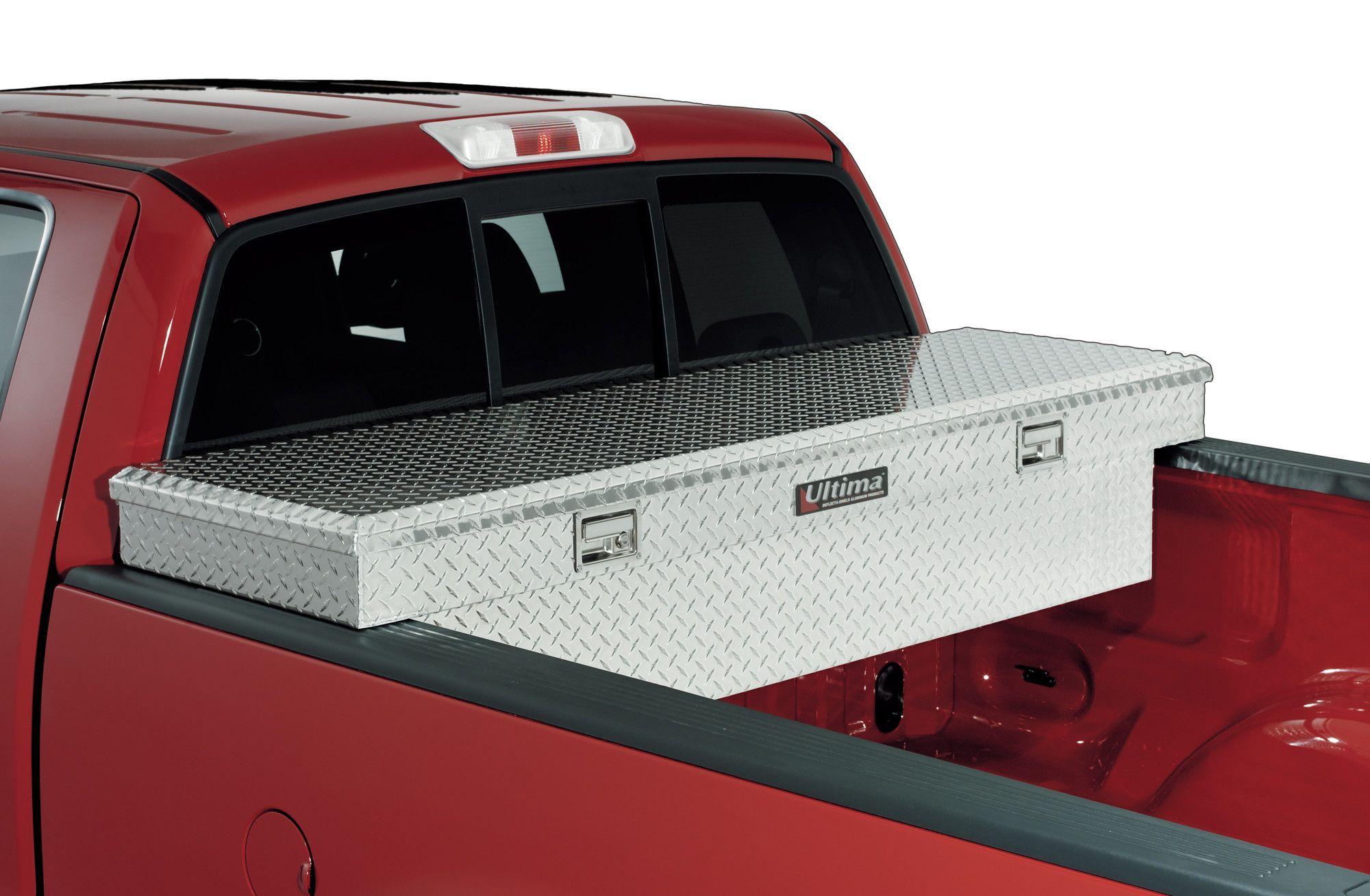 Full Lid Cross Bed Truck Tool Box Truck tool box, Truck