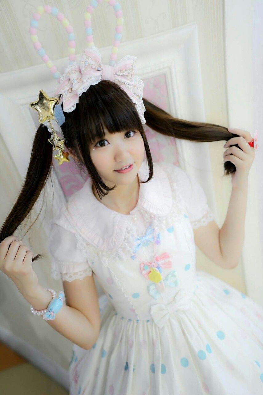 좋아요 tumblr cute asian girls pinterest lolita fashion