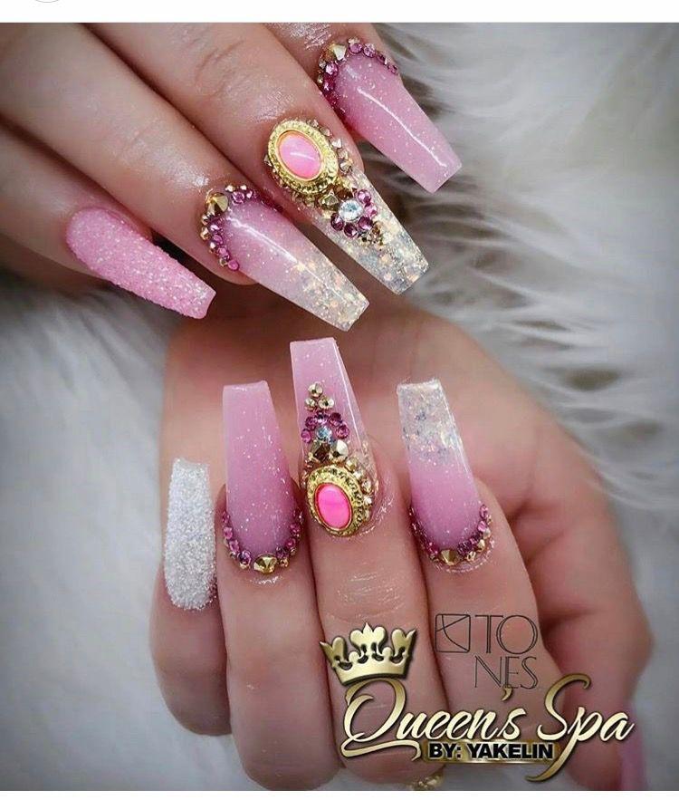 PINTEREST: KIANIA | Uñas Decoradas | Pinterest | Nail nail ...