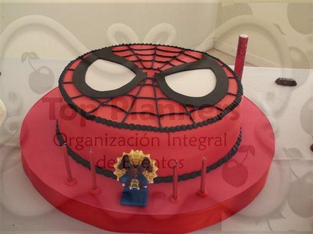 Top Planners: Cumple tematico Spiderman