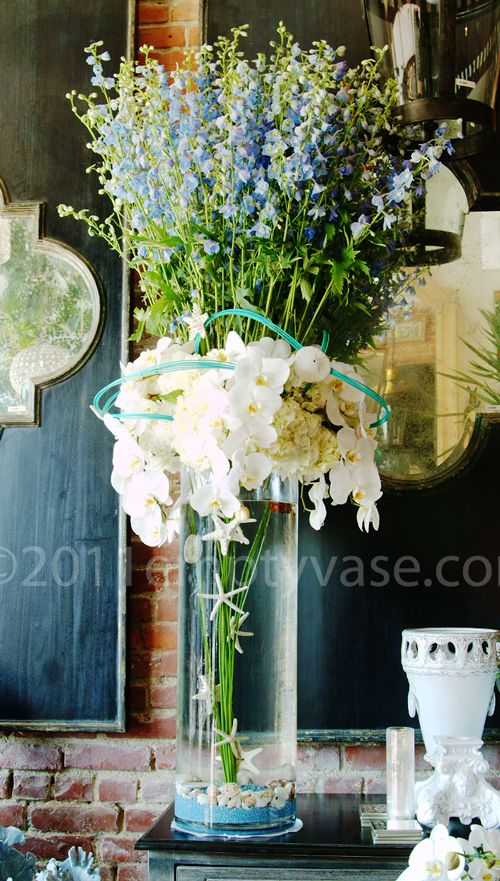 Empty Vase Florist of Los Angeles Modern floral arrangements