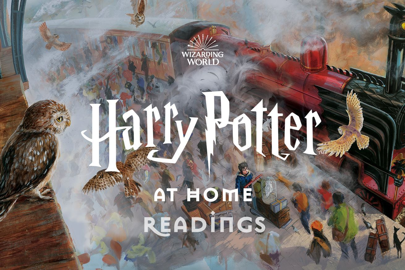Daniel Radcliffe And Others Are Reading Chapters Of Harry Potter And The Philosopher S Stone On Video Harry Potter Online Daniel Radcliffe First Harry Potter