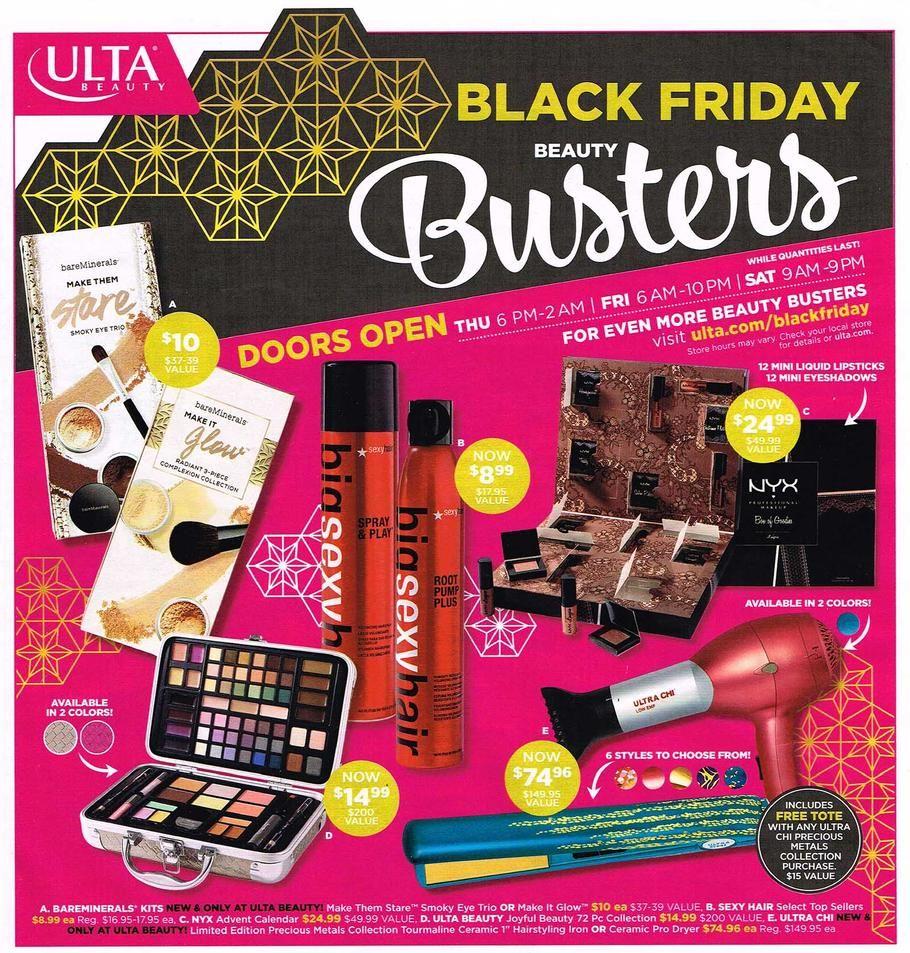 Ulta Black Friday 2020 Ad, Deals and Sales