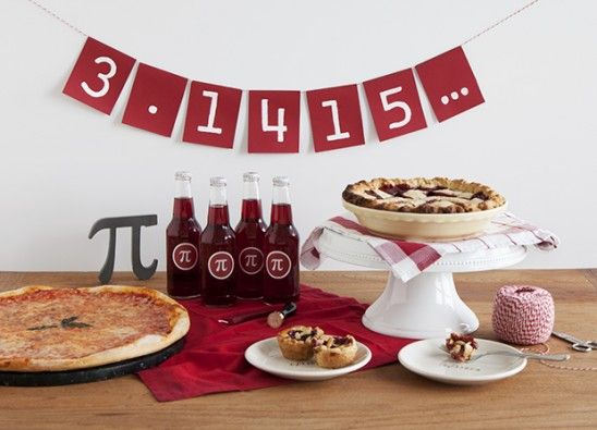 Pi Day Number Party