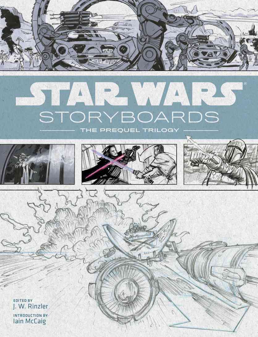 In 1997, as George Lucas worked to complete early drafts for Star Wars: Episode I The Phantom Menace , he enlisted the talents of some of the greatest storyboard artists of the modern era to illustrat