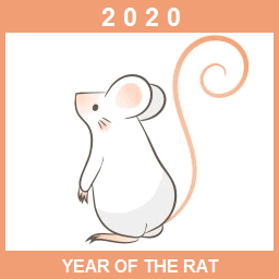 Pin By Juan Librata On Chinese New Year In Rat Zodiac Chinese New Year Zodiac Chinese Zodiac