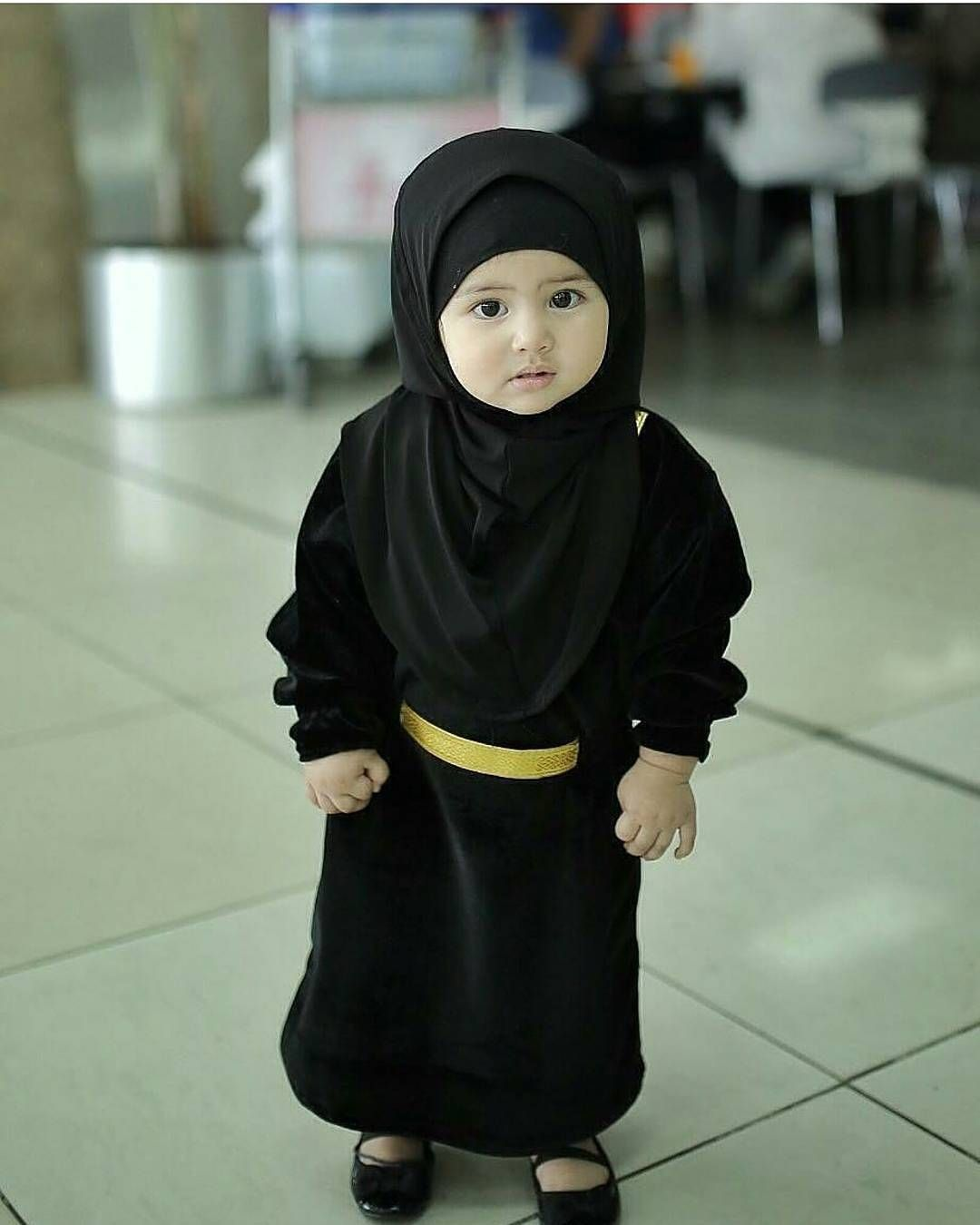 Young Beautiful Hijabi In The Worlds Hijabers Cilik Cantik Sedunia