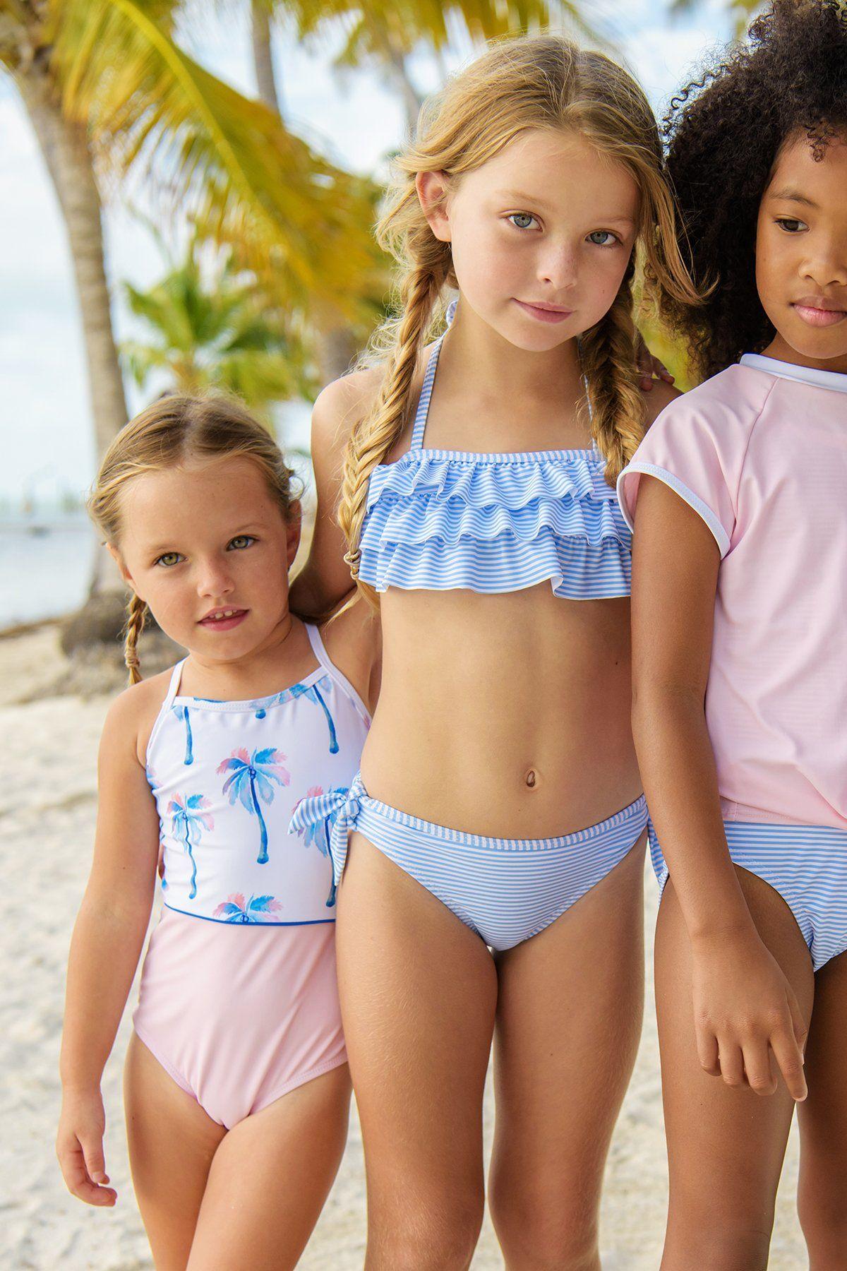 Girls swimwear bikini, Swimwear