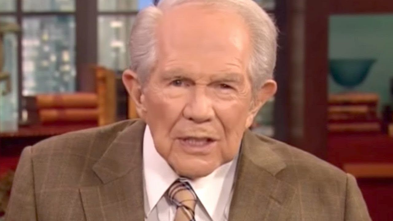 Pat Robertson Disrespect For Trump God Is Why Vegas Happened