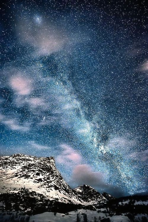 Milky Way by Stefan smas