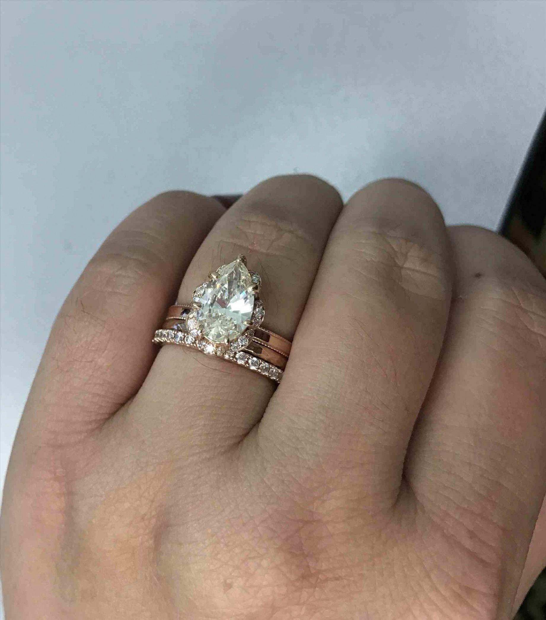 Wedding Rings Pear Shape Rose Gold Pear Shaped Wedding Rings Pear Shaped Diamond Engagement Rings Pear Wedding Ring