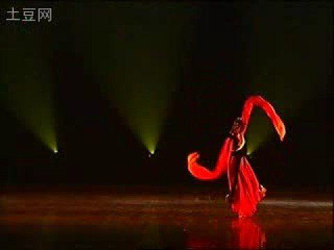 天路(藏族女子独舞)Chinese Water Sleeve Dance