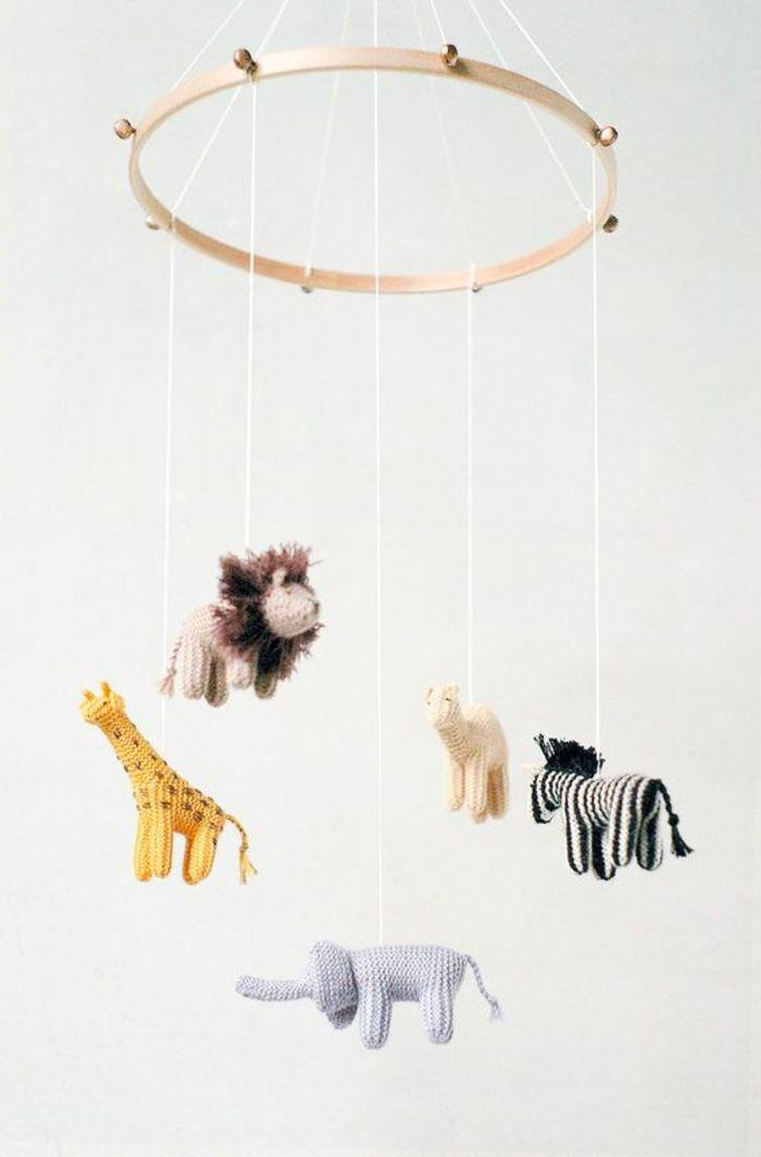 1001 ideen f r mobile selber basteln einzigartige ideen oma mobile basteln selber. Black Bedroom Furniture Sets. Home Design Ideas