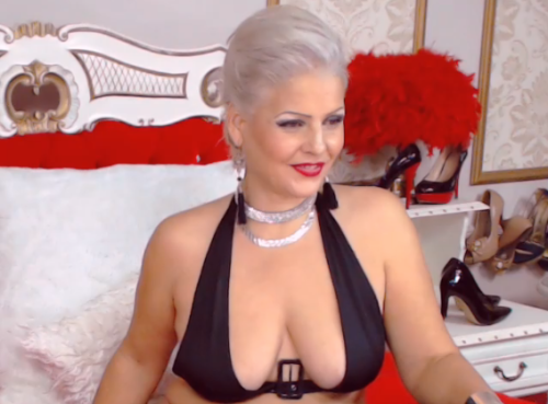 Russian mature amalia clips