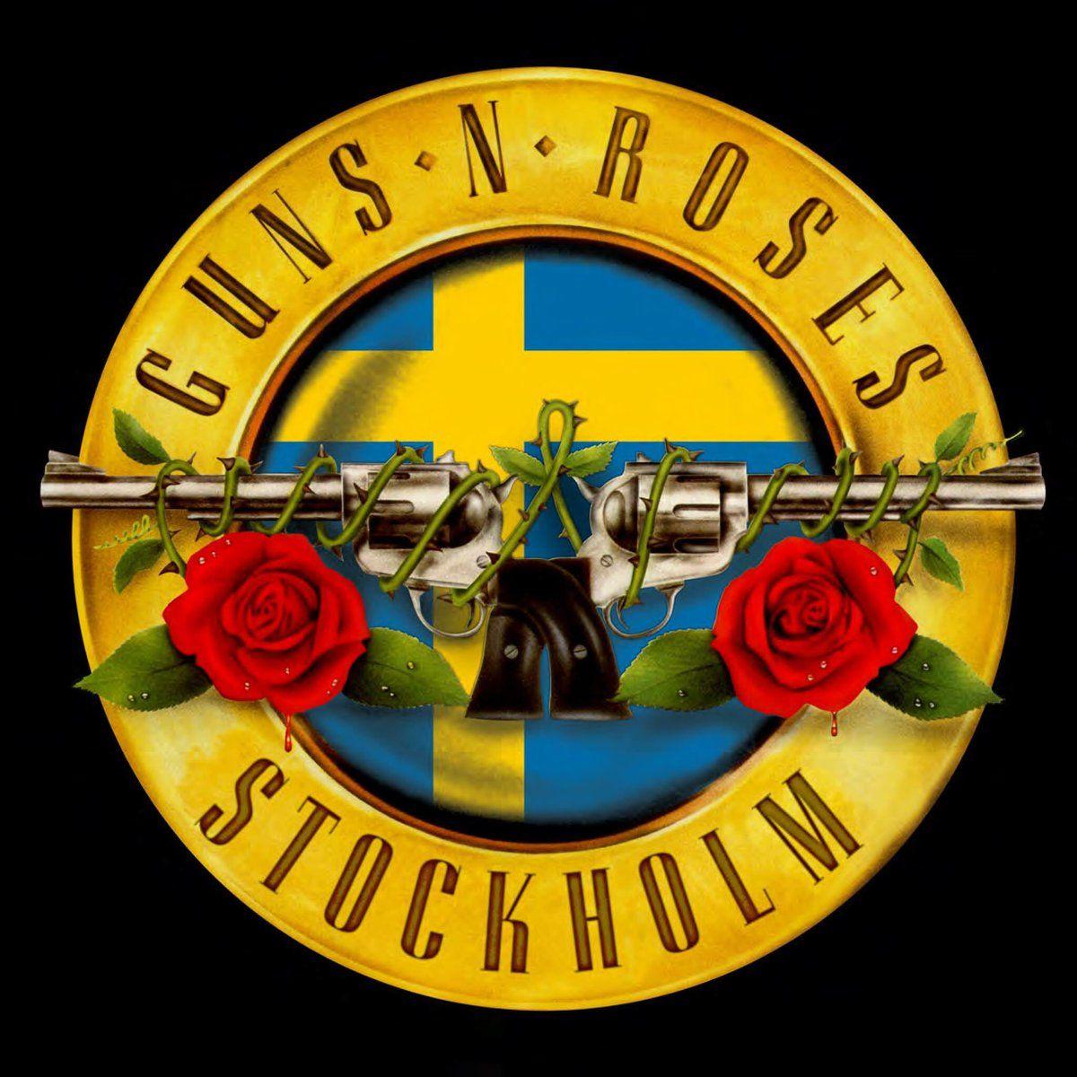 Stockholm 2017 Guns N Roses Guns Axl Rose