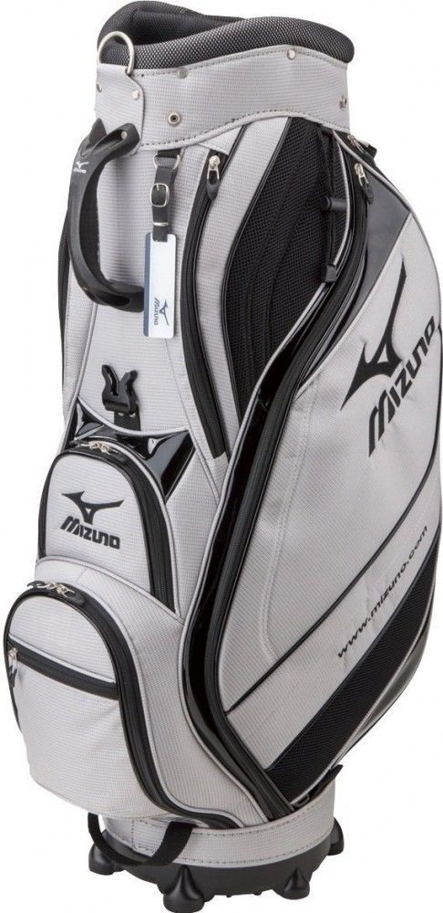 ee14194706d3 F/S MIZUNO Golf Caddie Bag Advanced Line Light 5LJC151100 Silver from Japan  #MIZUNO