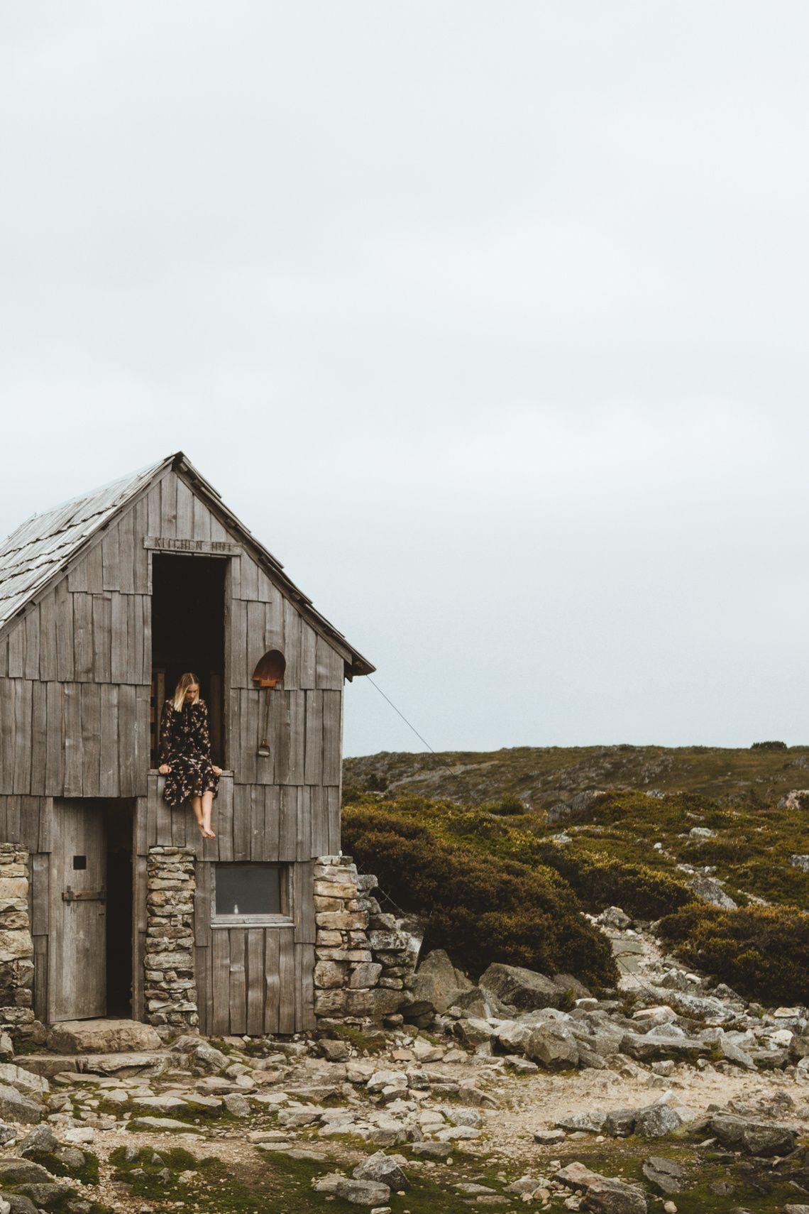 Lauren Cooper  Kitchen Hut Cradle Mountain Tasmania  w