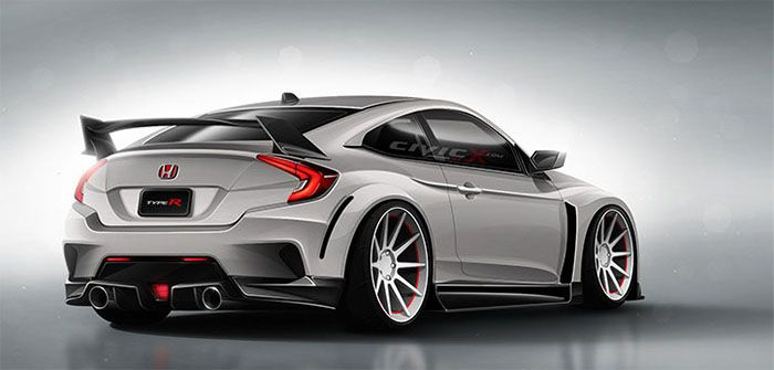 The New 2018 Honda Civic Type R Concept Release Date Is That Highest Performance Version Of Created By