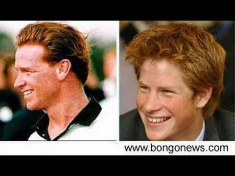 James Hewitt You Are The Father Prince Harry Real Diana Son