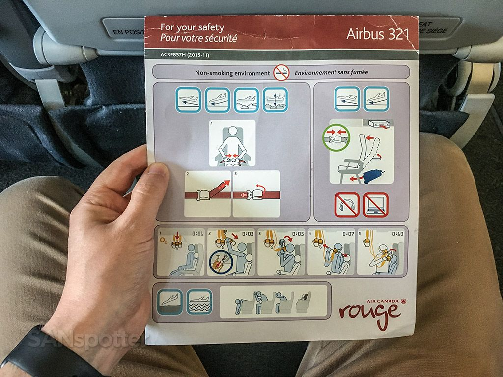 Air Canada Rouge Fleet Airbus A321200 Details and Pictures