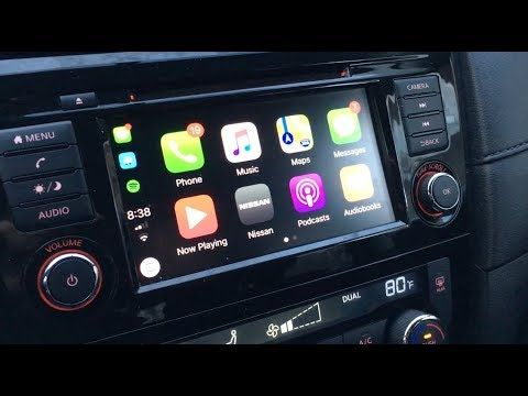 Pin by Shen on Parking apps Apple car play, Nissan rogue