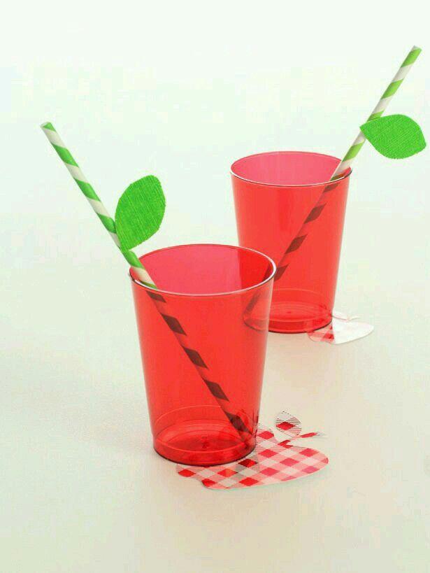 apple cups!