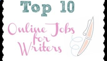 top online jobs for writers work at home online  top 10 online jobs for writers