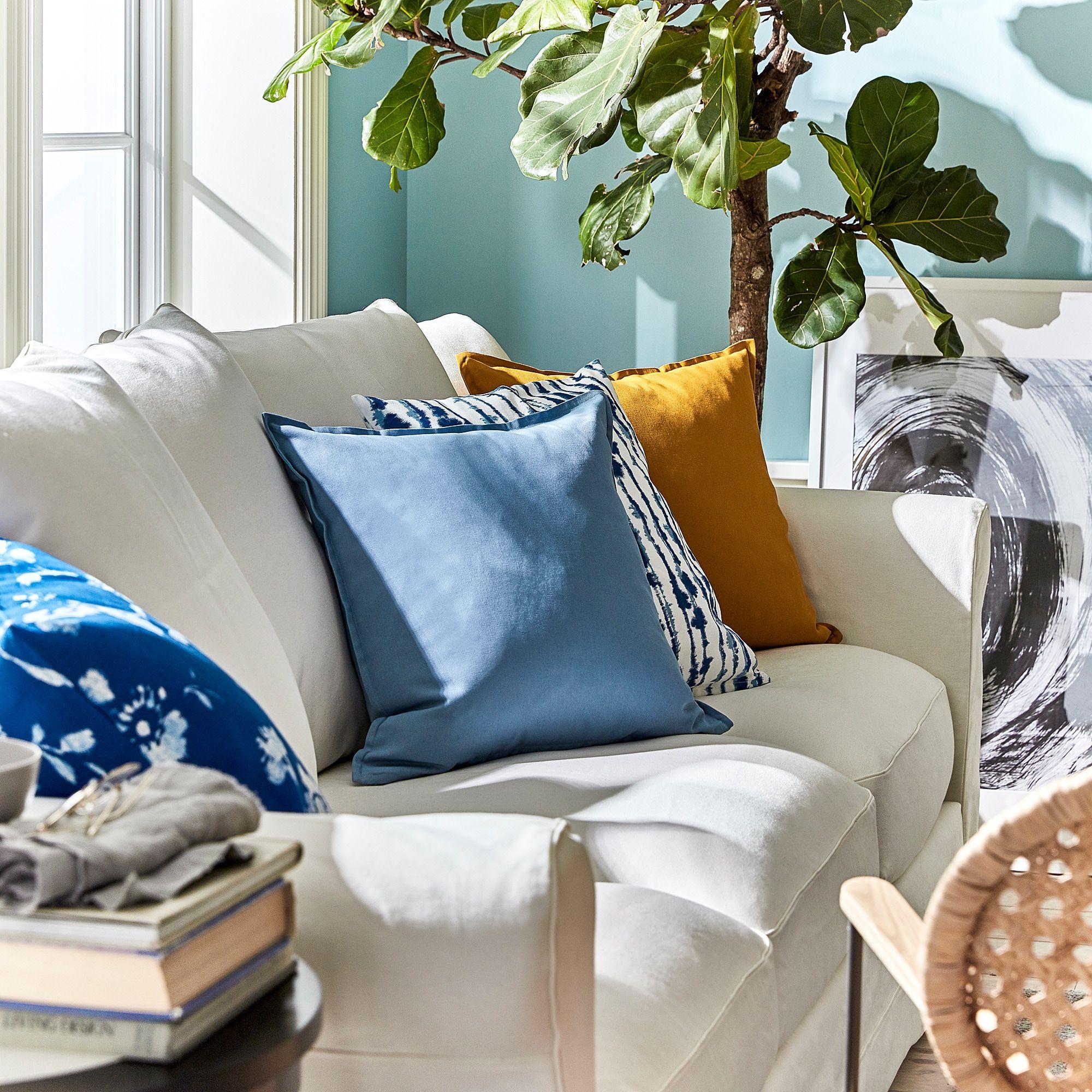 Gurli Kissenbezug Hellblau In 2019 Products Ikea