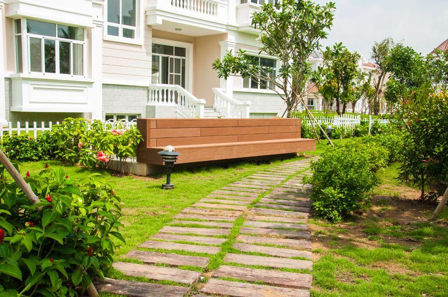 Wood Plastic Composite Products Outdoor Outdoor Flooring Outdoor Gardens