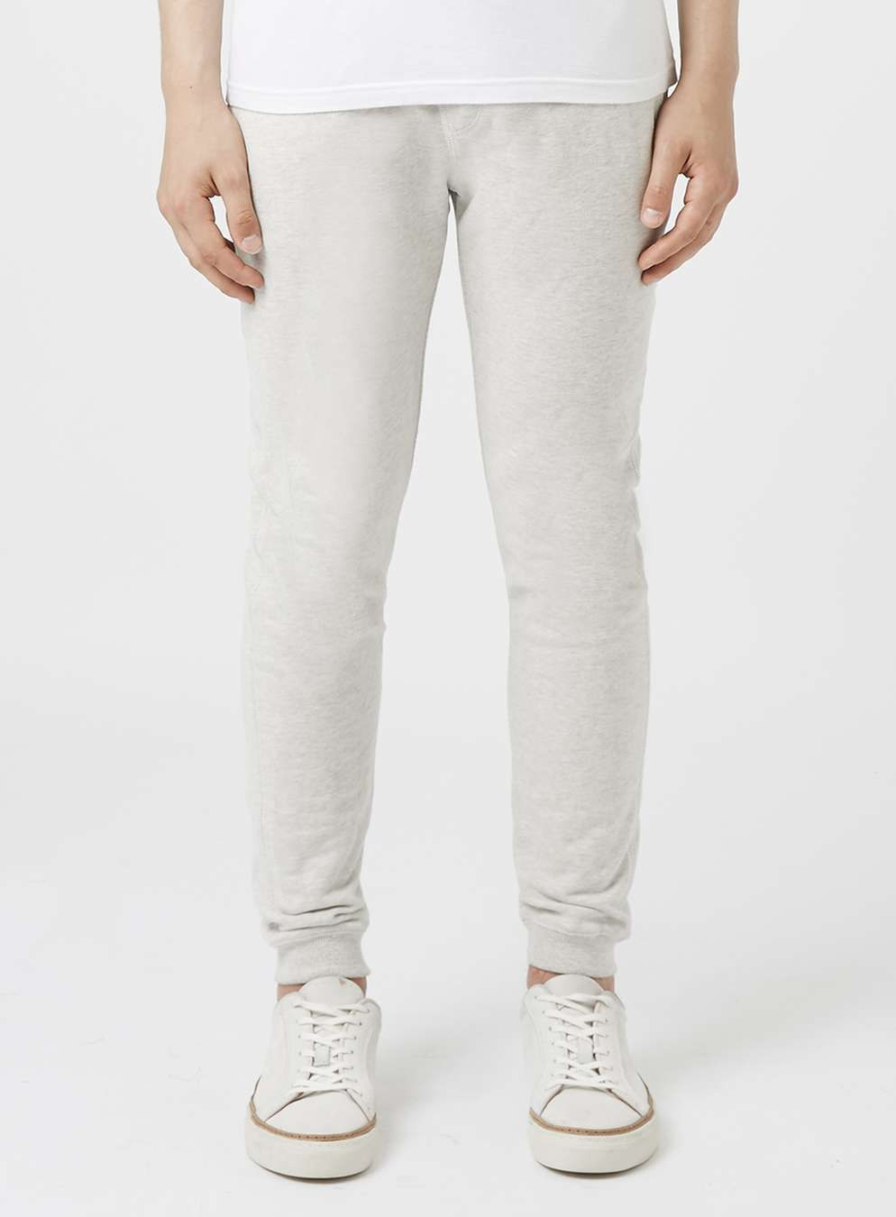 e518dce51e17 Off White Skinny Joggers - Pants - Clothing