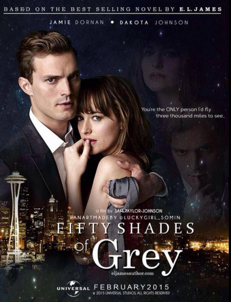 Fifty Shades Of Grey Movie Night Filme