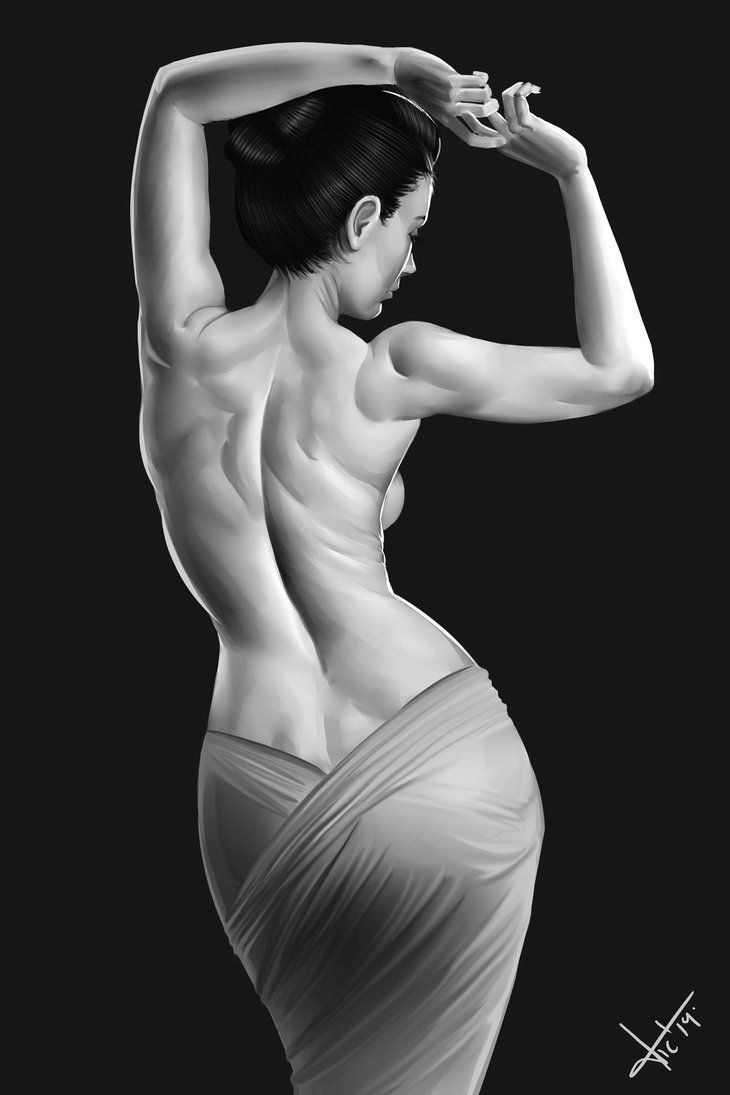 Female Back Anatomy Stock Pinterest Anatomy
