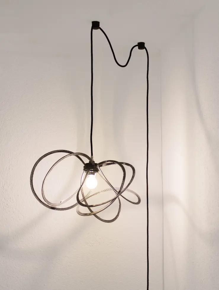 K Triz Lampen Von Ponalto Homify In 2020 Kreative Lampen Lampen Und Leuchten Lampen