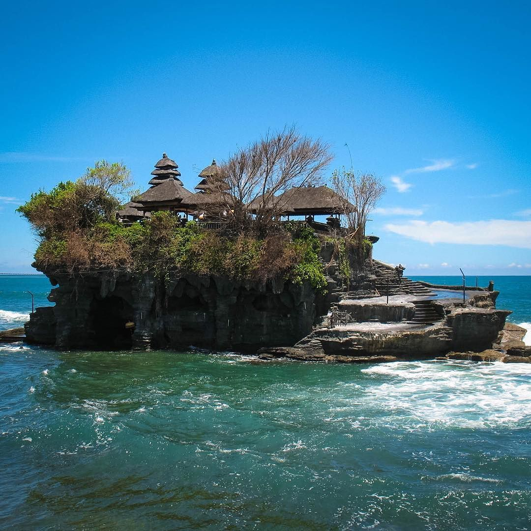 Tanah Lot Bali Indonesia Adventure Bali Everyday Indonesia