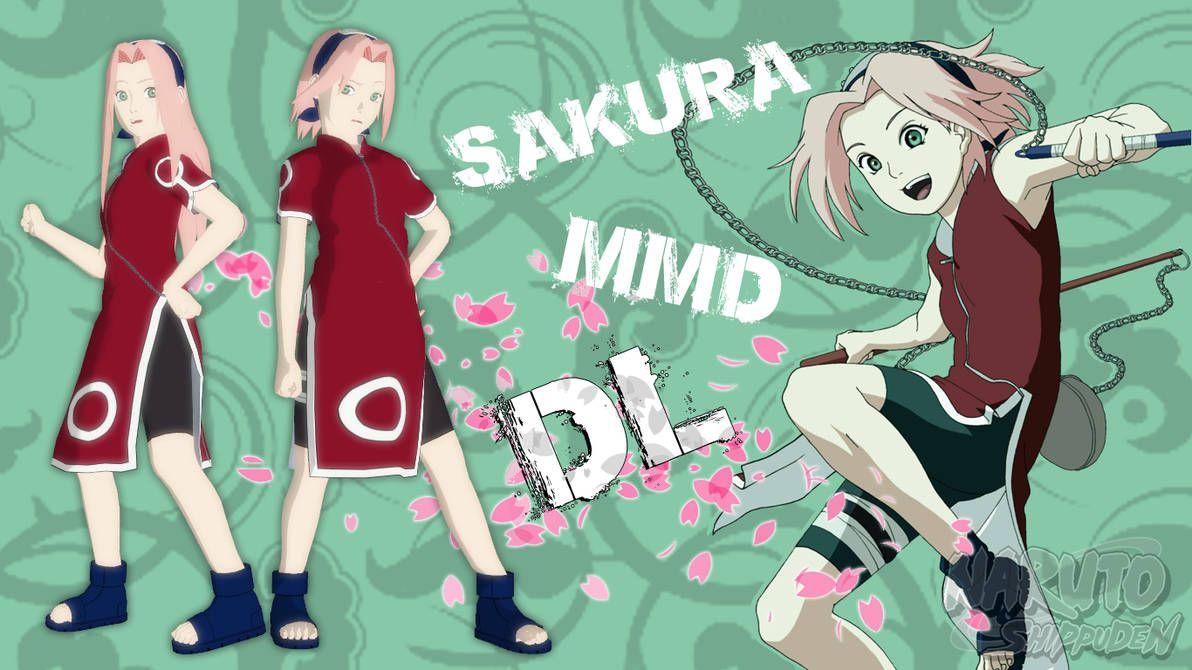 MMD Anko Mitarashi DL by Friends4Never on DeviantArt