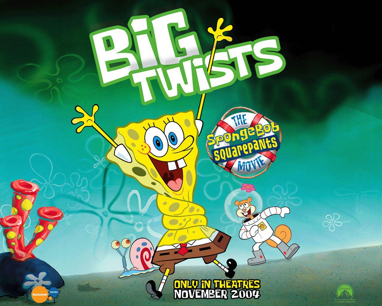 MOVIE: The SpongeBob Squarepants Movie