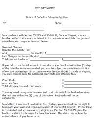 image result for eviction notice template