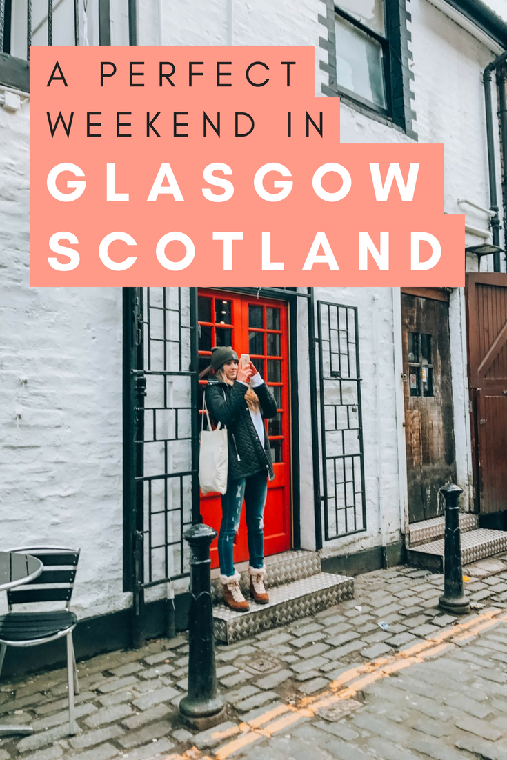The Foodie S Guide To A Weekend In Glasgow Scotland Glasgow