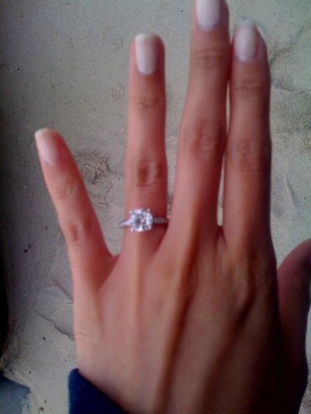 Tiffany Worth It Weddingbee Tiffany Engagement Ring Tiffany Novo 1 Carat Engagement Rings