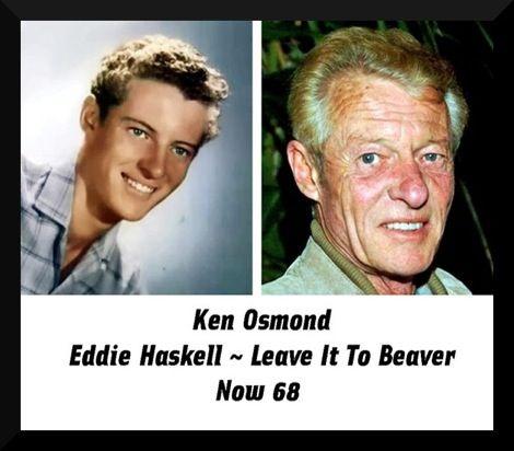 Ken Osmond Eddie Haskell Leave It To Beaver Now 68