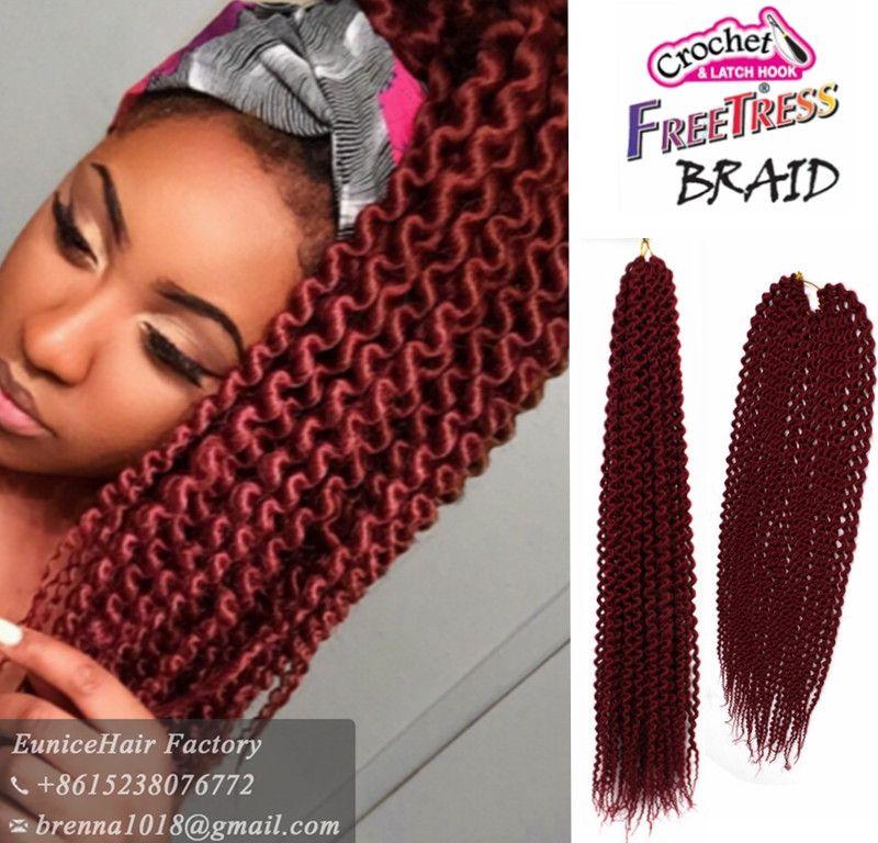 Synthetic Twisting Hair Brands Aliexpress 2017 Island Twist Crochet