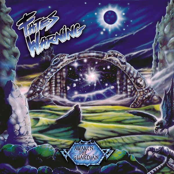 "Fates Warning ""Awaken The Guardian  (Expanded Edition)"" 2xCD/DVD at http://www.indiemerch.com"